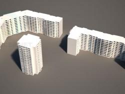 Типовые многоэтажные дома