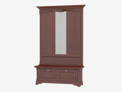 Anteroom (hanger with banquet) FS3311 and FS3312