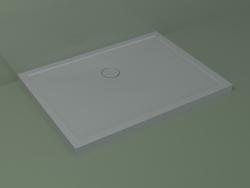 Shower tray Medio (30UM0131, Silver Gray C35, 120x90 cm)