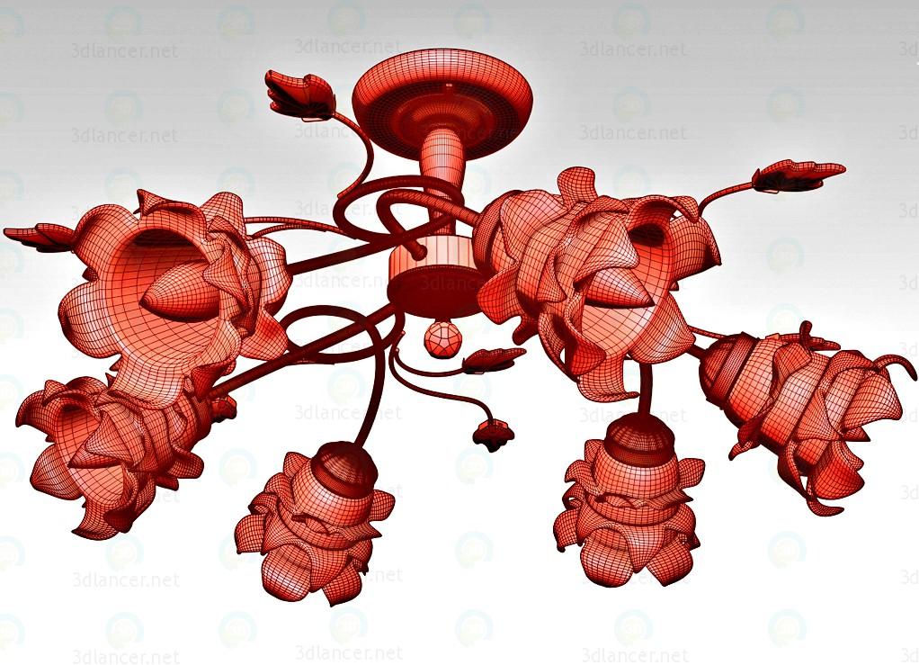 modelo 3D Candelabro - escuchar