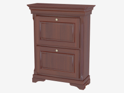 Shoe cabinet with two doors FS3313