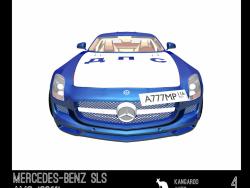 मर्सिडीज-बेंज एसएलएस एएमजी (2011)