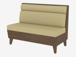 Canapé double moderne Kalina R Settee