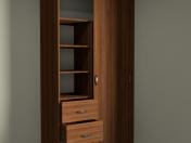 Шкаф 1,60