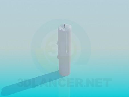 modelo 3D Vela - escuchar