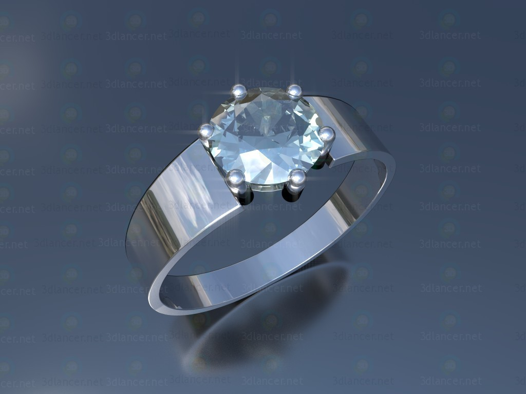 3d model Ring 12 - preview
