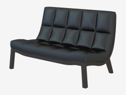 Sofa moderne Langusta Double