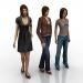 3d model 3d people - preview