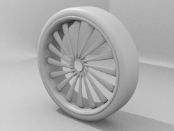Wheel for car