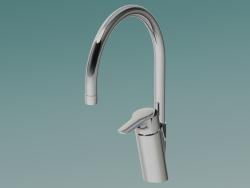 Rubinetto da cucina Nautic con rubinetto alto (GB41204056)