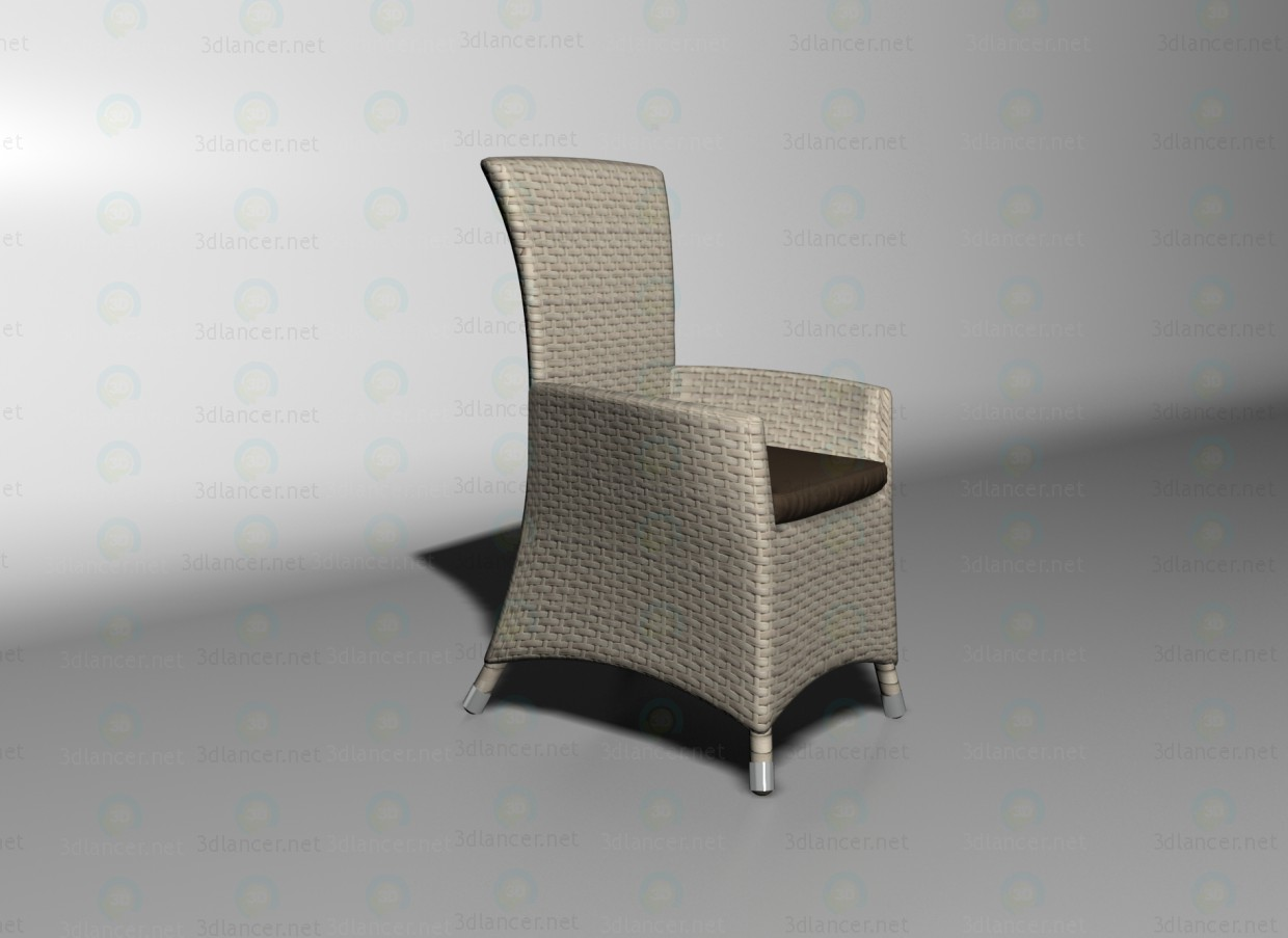 3d model Summer chair - preview
