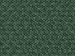 Shingles seamless, green