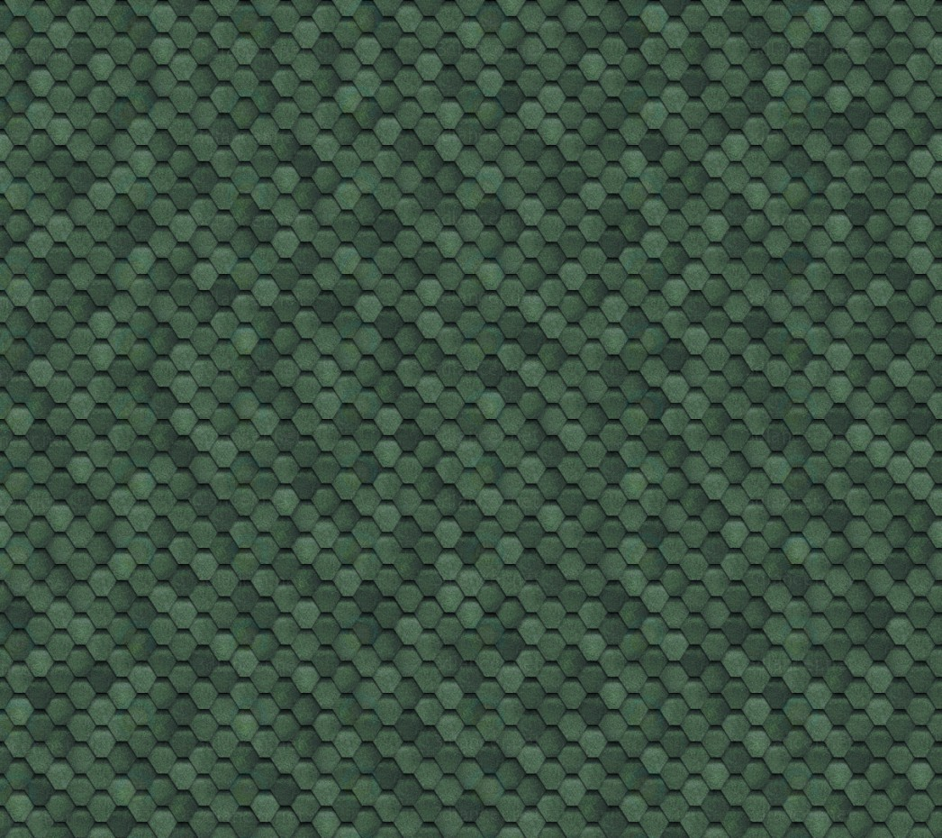 Texture Shingles seamless, green free download - image