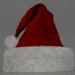 Sombrero de Navidad 3D 3D modelo Compro - render