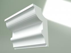 Corniche en plâtre (socle de plafond) KT333