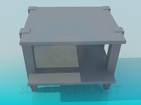 descarga gratuita de 3D modelado modelo Mesa Ranaweera