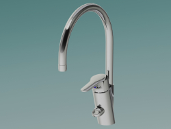 Nautic Kitchen Faucet with High Tap (GB41204096)
