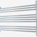 3d model Heated towel rail Boheme L (600x900) - preview