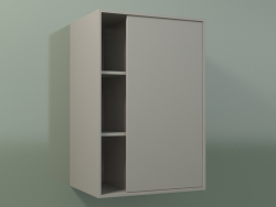 Wall cabinet with 1 right door (8CUCBDD01, Clay C37, L 48, P 36, H 72 cm)