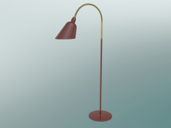 Floor lamp Bellevue (AJ7, Copper Brown & Brass)