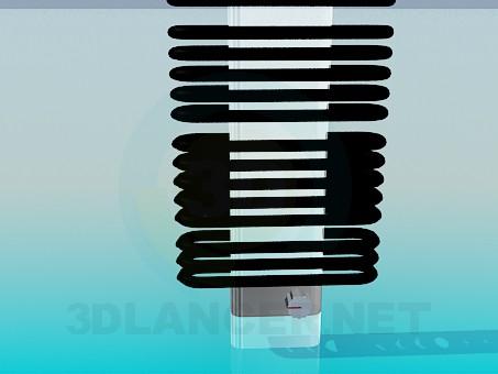 3d моделирование Радиатор модель скачать бесплатно