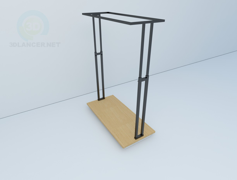 3d model We hang Frame 07 Bar M - preview
