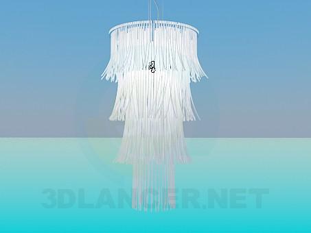 descarga gratuita de 3D modelado modelo Lámpara alta
