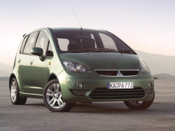 Mitsubishi Colt, High quality car model