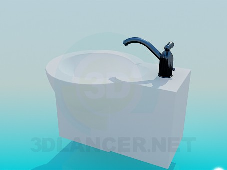 3d modeling bidet model free download