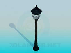Lanterna in Parco