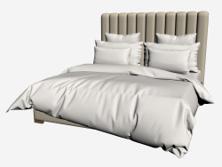 BOSTON KING SIZE bed (201,003-F01)
