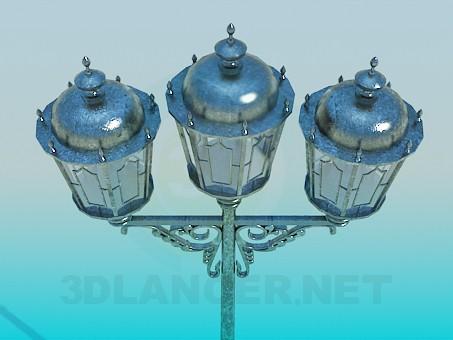 3d модель Фонарь High Poly – превью