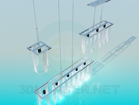 3d modeling Set lighting model free download