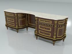 Dressing table (art. F19 I)