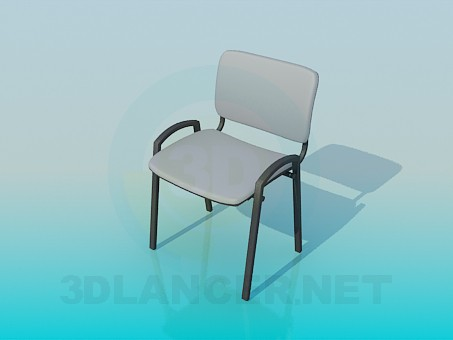 3d modeling Office Chair model free download