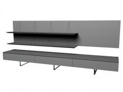 Système modulaire (composition 08)