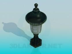 Parque de lâmpada