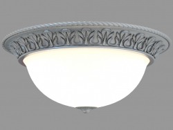 Ceiling lamp with a glass ceiling (C110154 3-50)