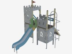 Complesso giochi per bambini Fort (5508)