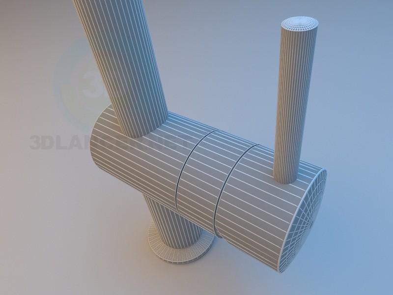 modelo 3D Mezclador Minta GROHE - escuchar