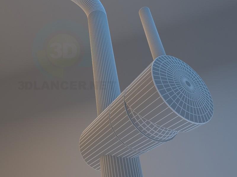 3d модель Смеситель GROHE Minta – превью