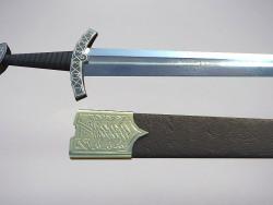 Slavian Sword lowpoly