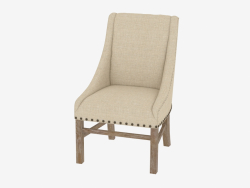 Dining chair with armrests NEW TRESTLE CHAIR (8826.0002.A015.A)