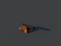High-Angle-Pistole
