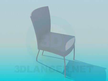 descarga gratuita de 3D modelado modelo Silla