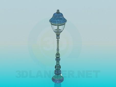 3d model Lantern Park - preview