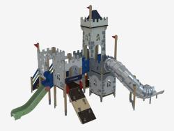 Children's game complex Citadel (5509)