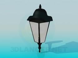 Lanterna de jardim