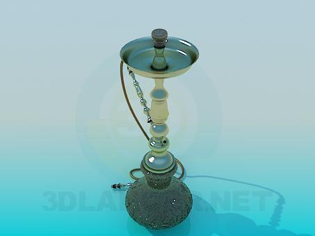 descarga gratuita de 3D modelado modelo Cachimba