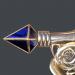 3d Fantasy sword 21 3d model model buy - render